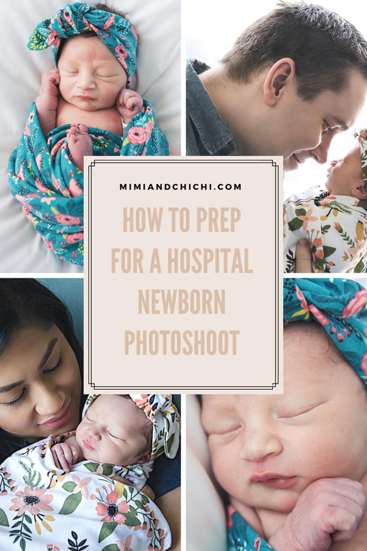 How to Prep for Hospital Newborn Photos