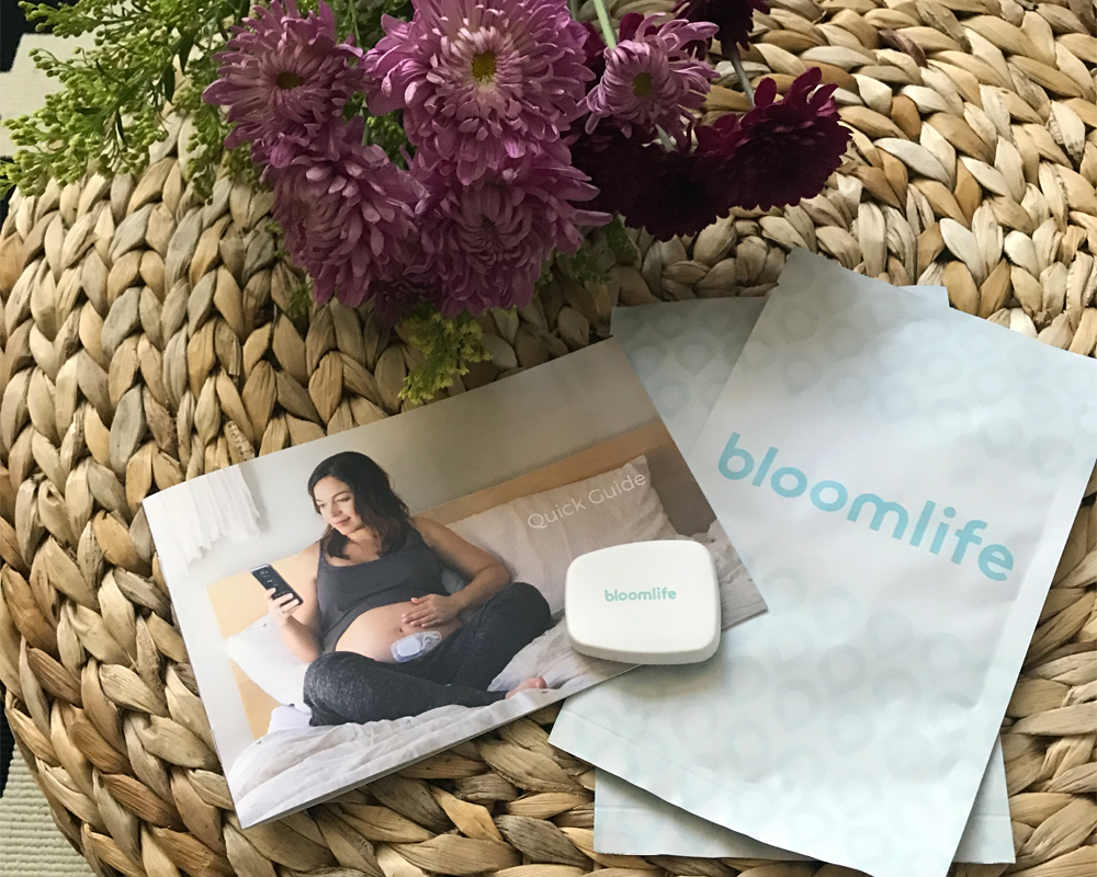 Bloomlife Contraction Tracking