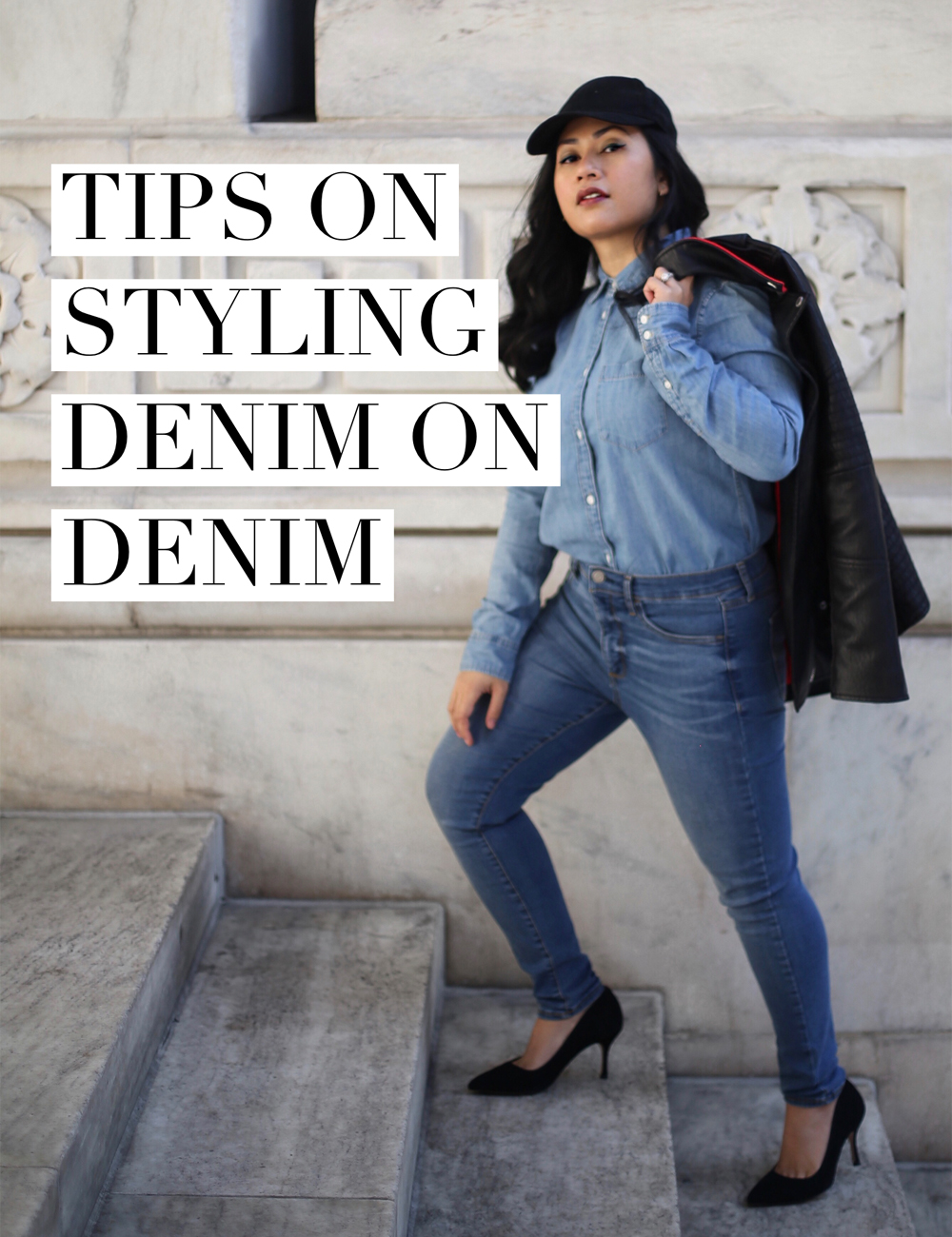Denim on Denim Styling Tips