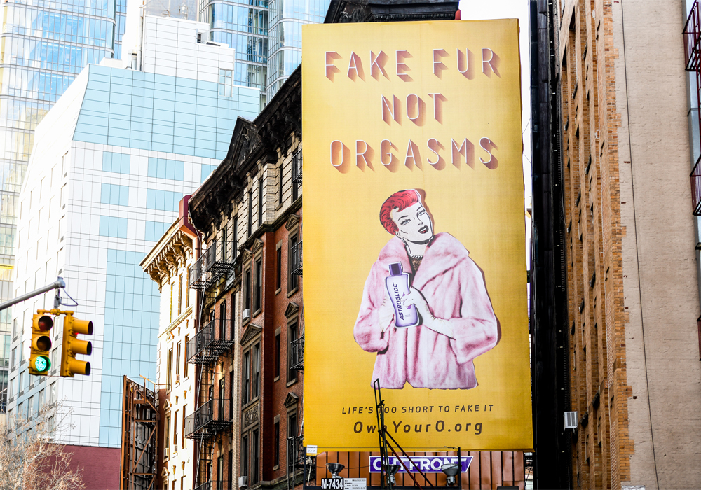 Fake Fur Not Orgasm