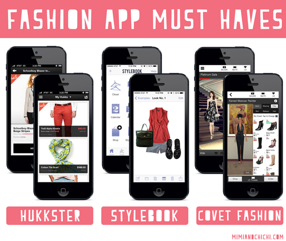 Must Have Fashion Apps