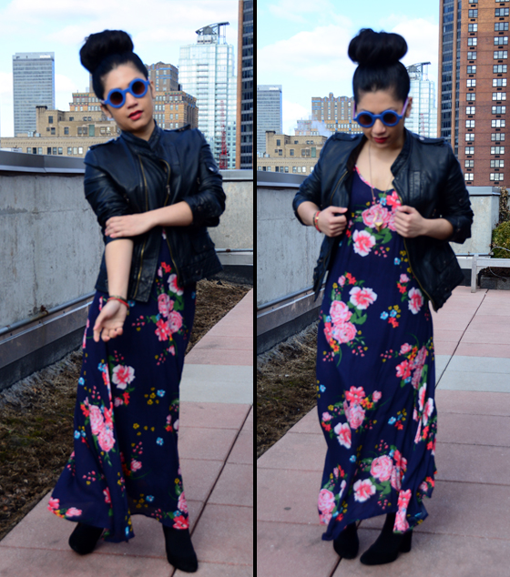 intimately Floral Printed Maxi by Free People