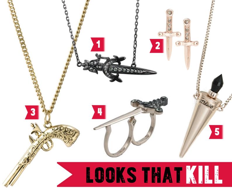 Win Femme Fatale Jewelry