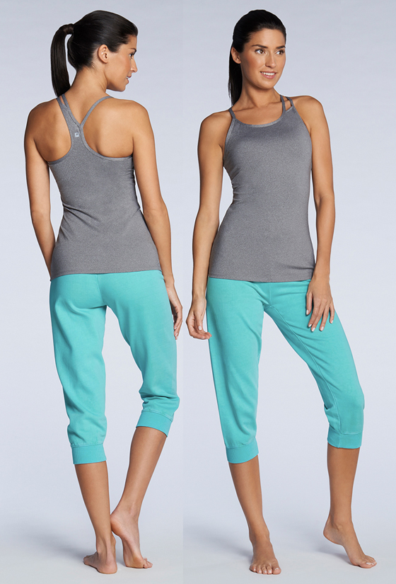 Fabletics Workout Outfit - Tuck