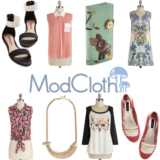 Win $50 gift card to ModCloth