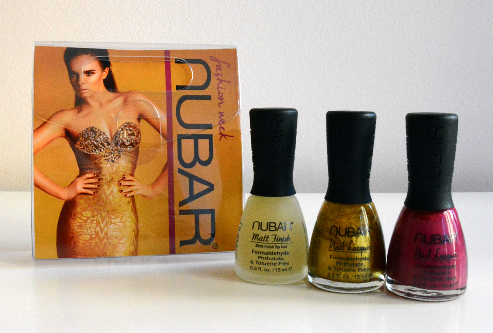 Nubar Nail Polish Set