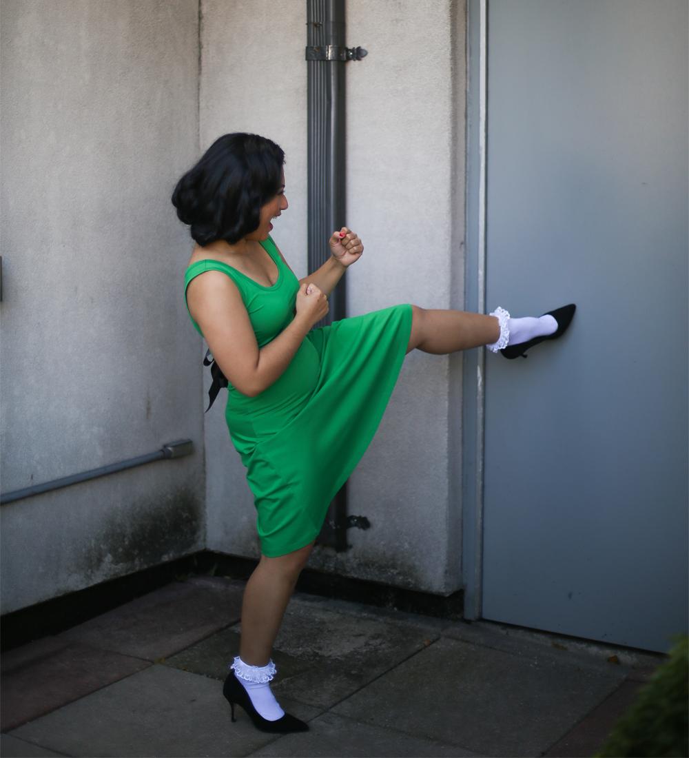 Fabulous Pop-Culture Halloween Costume Ideas, featuring Buttercup of the Powerpuff Girls