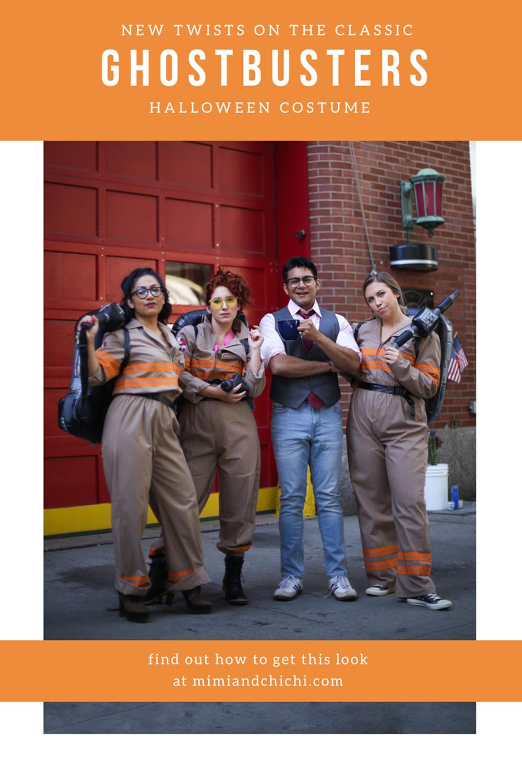 Fabulous Pop-Culture Halloween Costume Ideas, featuring Ghostbusters
