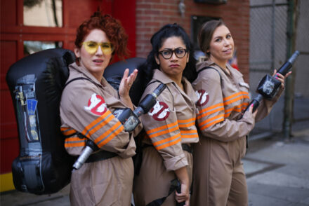 Fabulous Pop-Culture Halloween Costume Ideas, featuring ghostbusters