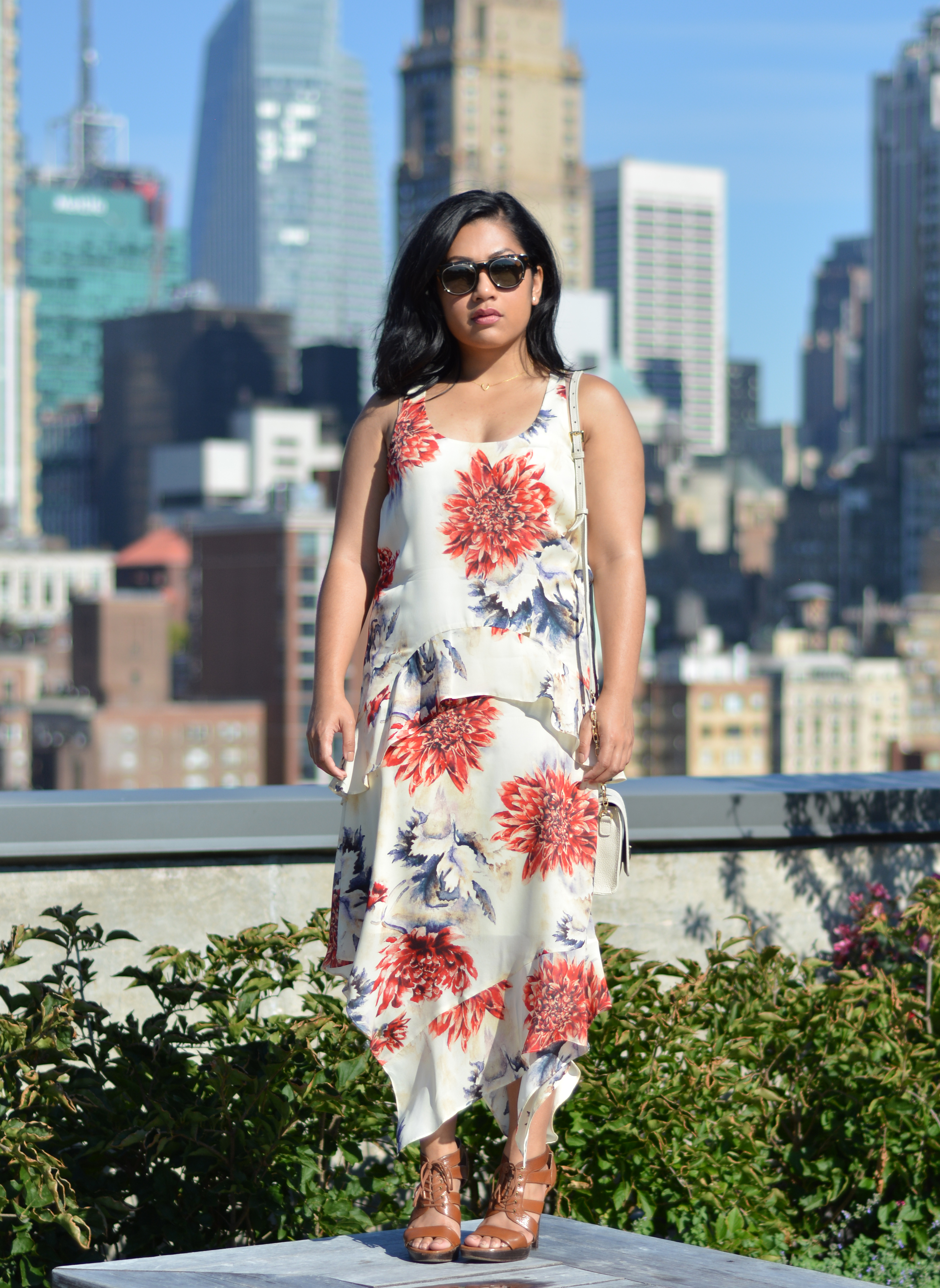 Haute Hippie Sleeveless Lace Dress