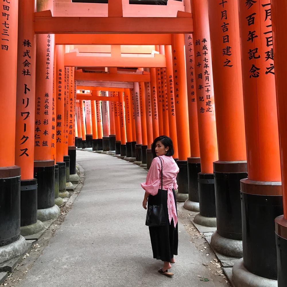 ushimi Inari-Taisha (伏見稲荷大社)