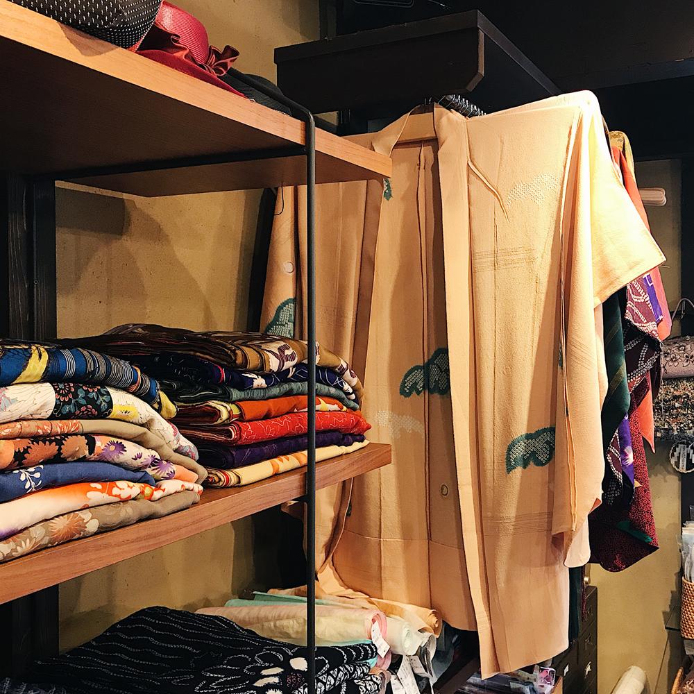 Yaya Kimono Shop (やゝ • ヤヤ)
