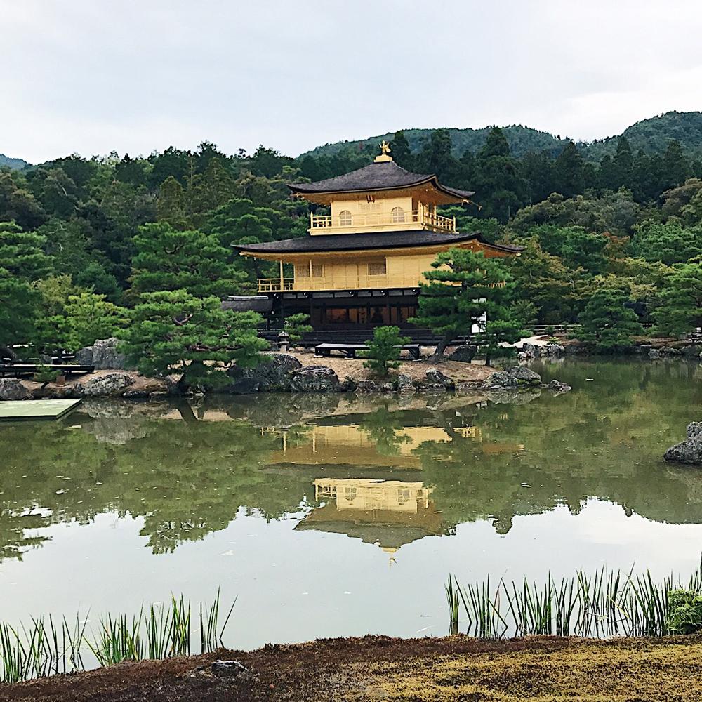 Kinkaku-ji (金閣寺)
