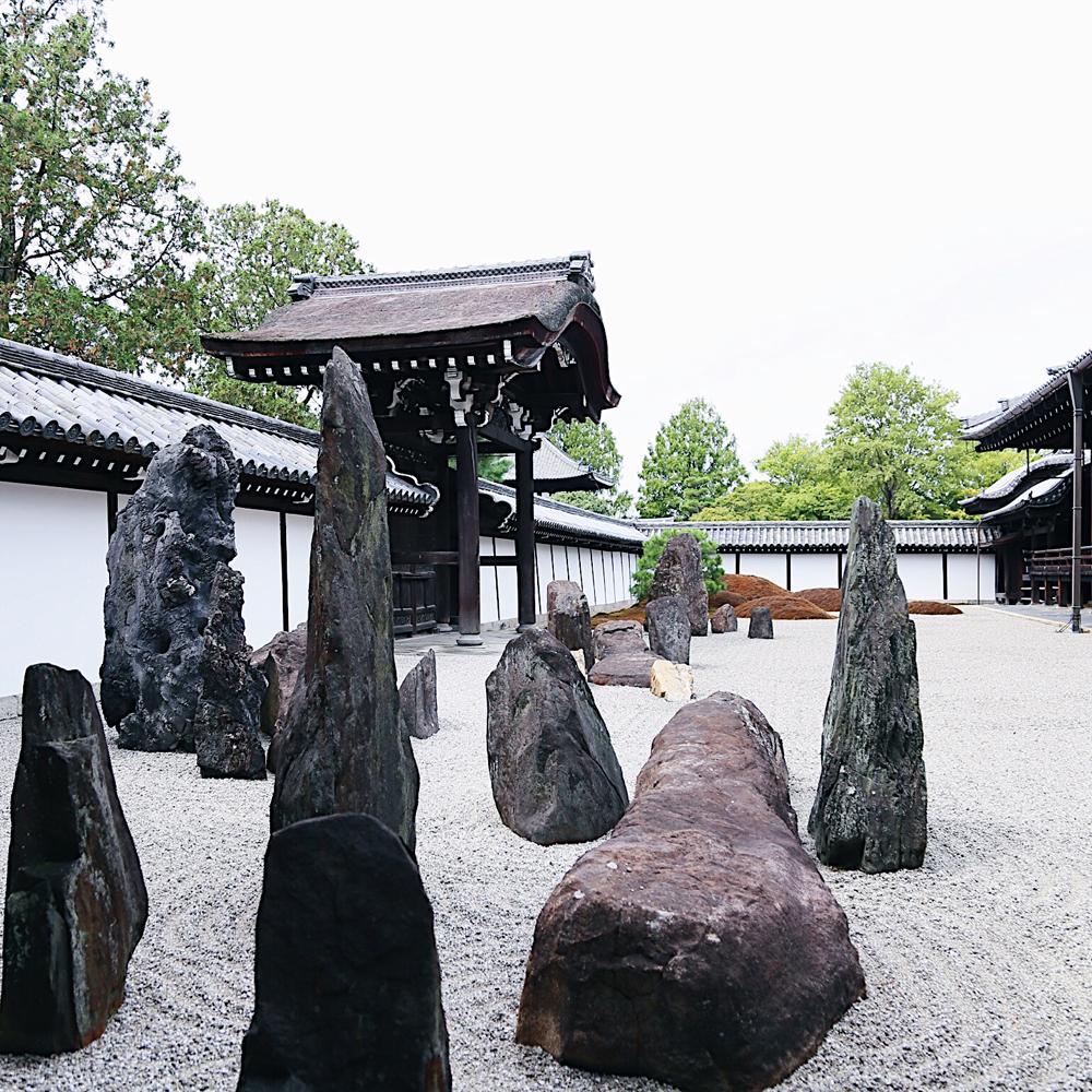 Tōfuku-ji (東福寺) Hojo Garden