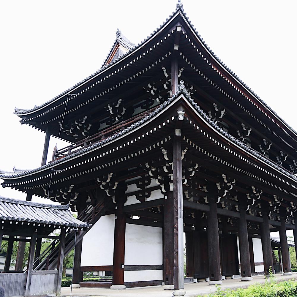 Tōfuku-ji (東福寺) Sanmon Gate
