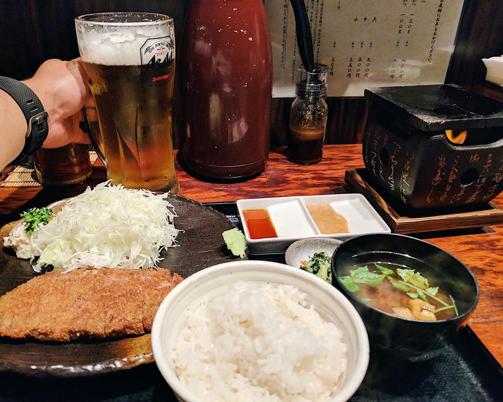 Gyukatsu Motomura @ Tokyo Station