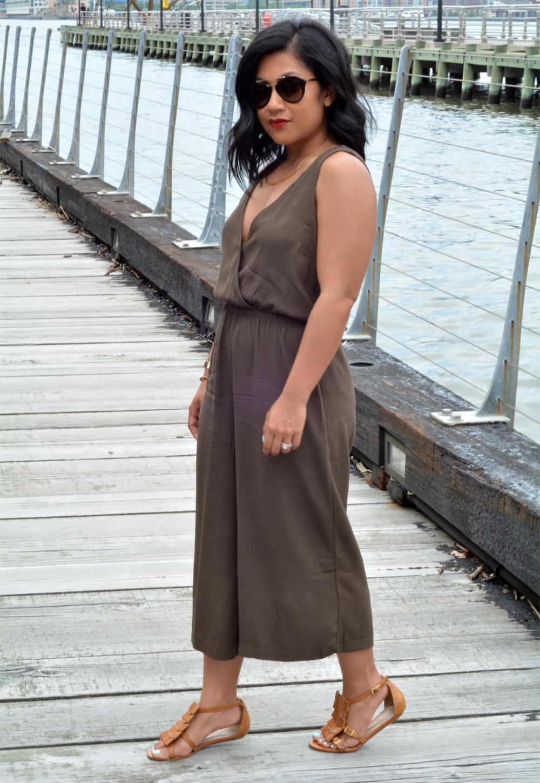Tobi Anisha Midi Jumpsuit