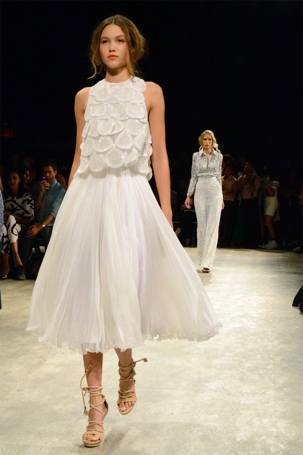 Luis Antonio Summer Spring 2015 Collection
