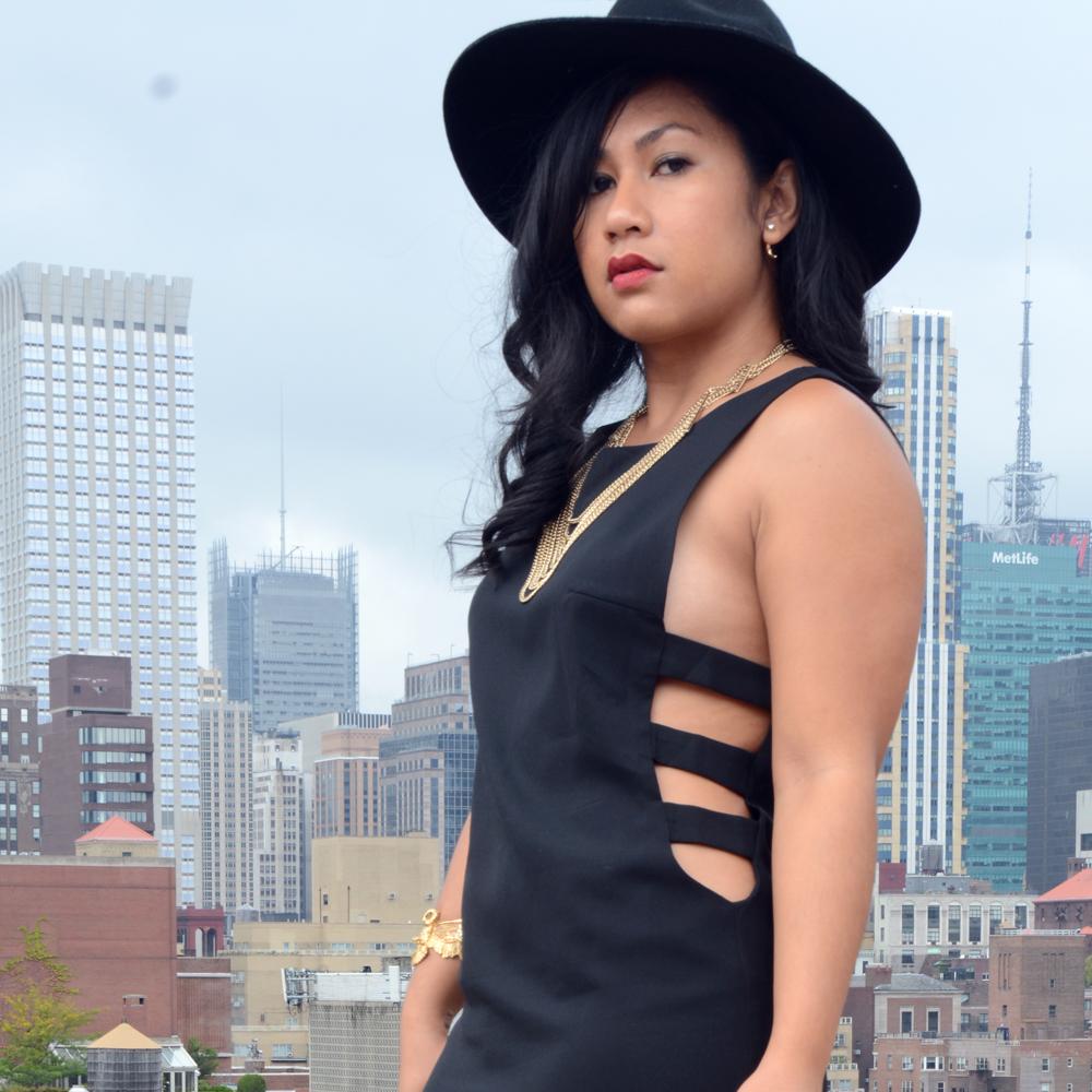 Nasty Gal Side to Side Cutout Dress