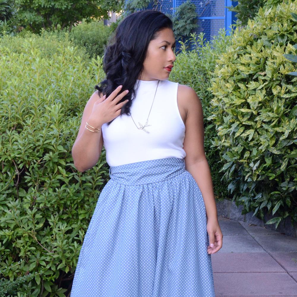 Shabby Apple Venicia Skirt