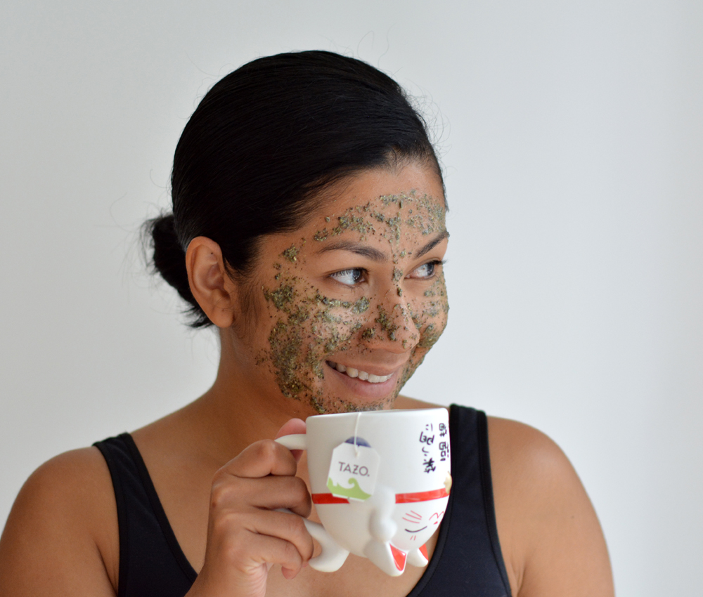 Green Tea Honey Face Mask