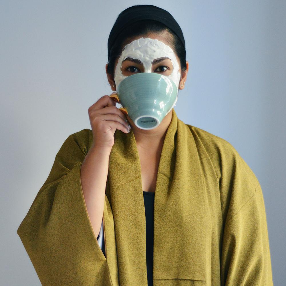 Thann Nano Shiso Revitalizing Face Mask