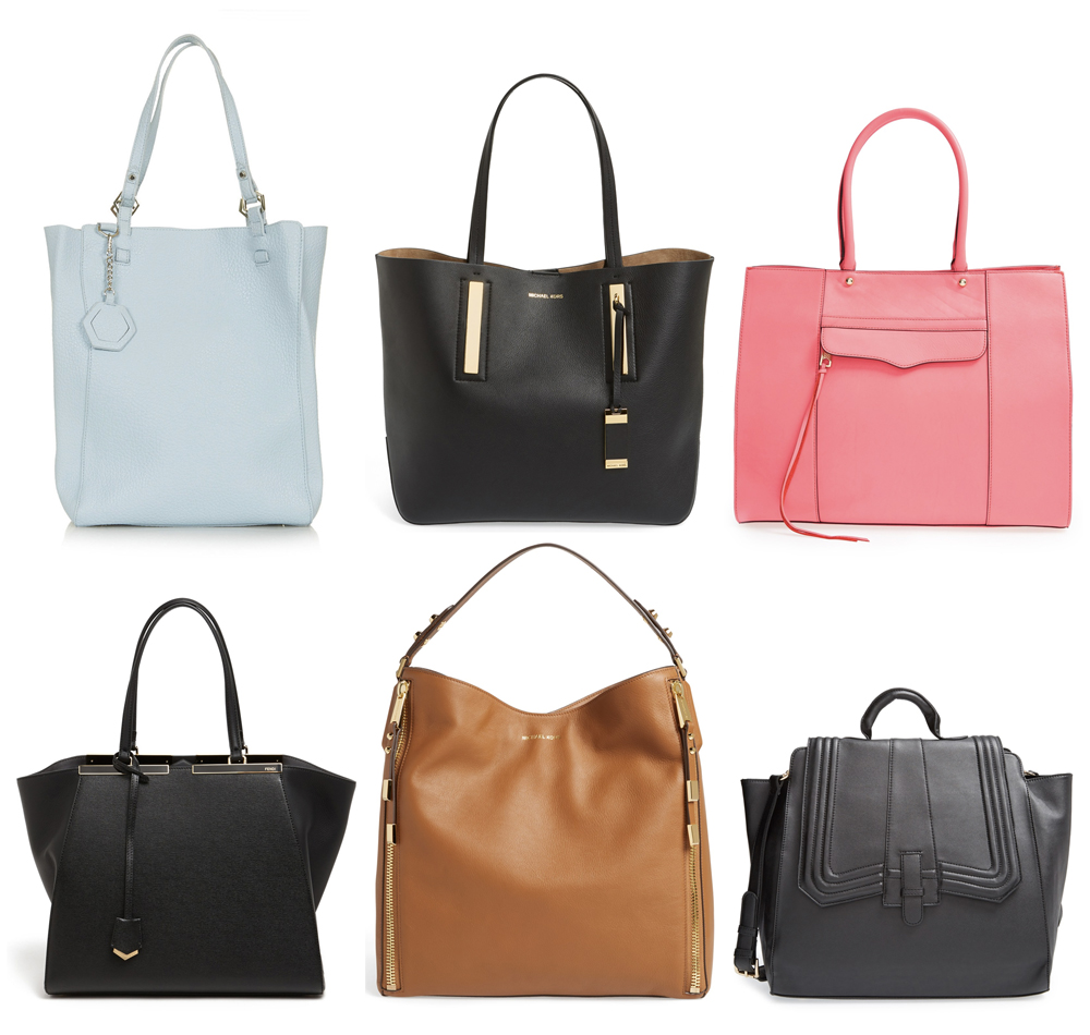 Tote bags sold at Nordstrom
