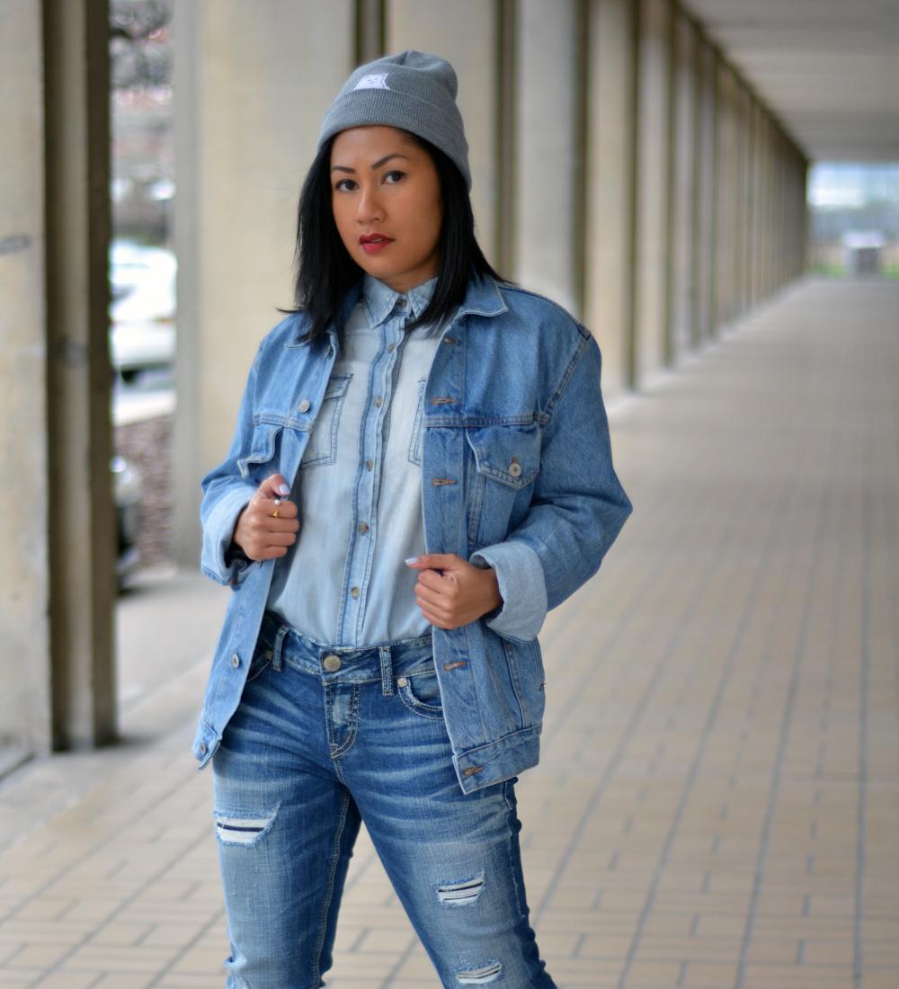 Silver Jeans Suki Skinny
