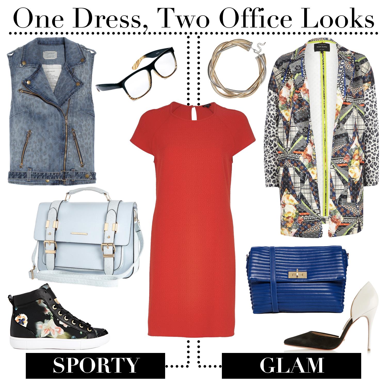 One Dress Two Ways