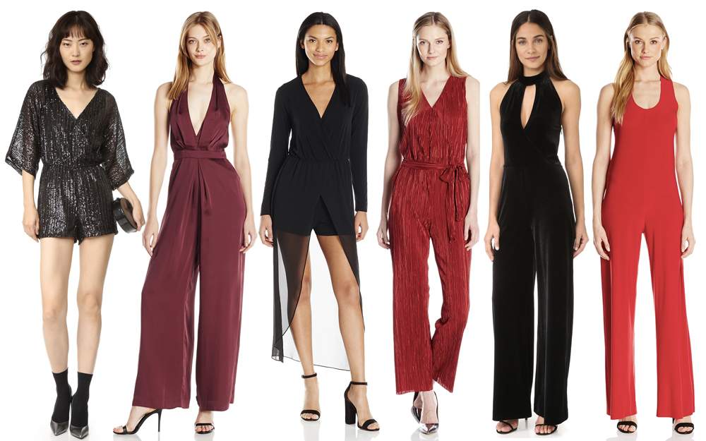 Valentine's Day Jumpsuit