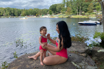 Lakeside at the Woodloch Resort, the best all-inclusive resort in the Poconos